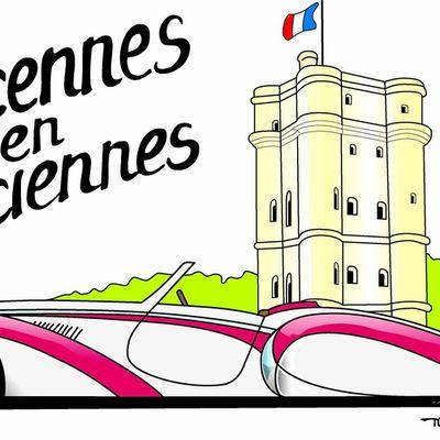 Bourses, Expos, Rallyes, Balades - Janvier 2018