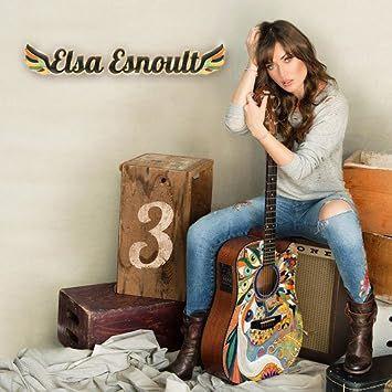3ème album de Elsa Esnoult