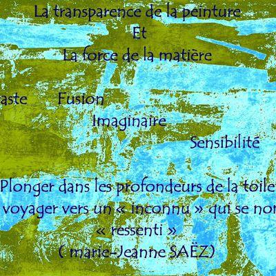 Marie-Jeanne SAEZ.