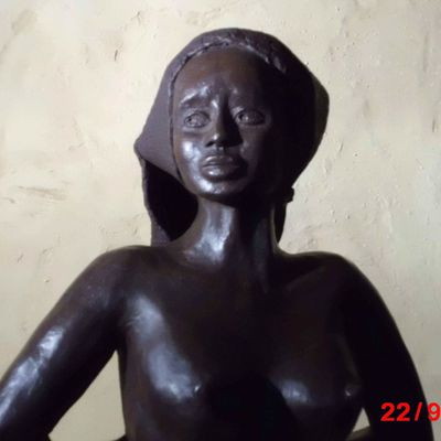 Sculptures Arlette Legouic