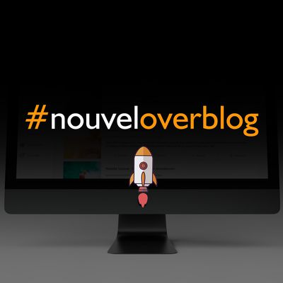 Version Bêta d'Overblog