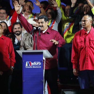 Venezuela: réelection de Nicolas Maduro, la victoire d'un peuple