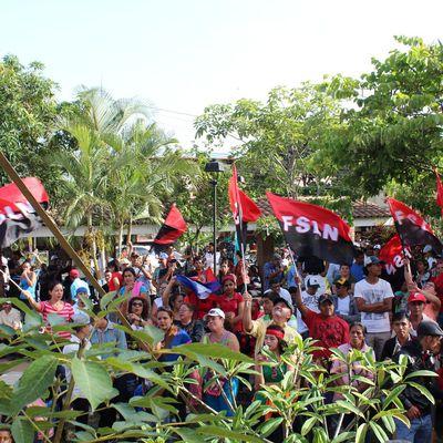 Le Nicaragua vaincra le coup d'Etat