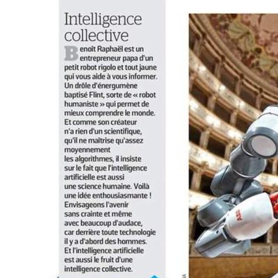 Intelligence artificielle... et collective