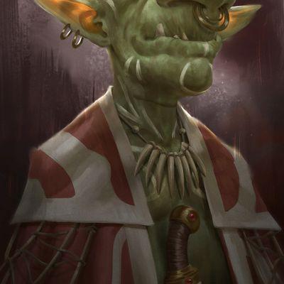 Saga of the Goblin Hord - Règles d'univers - Beta