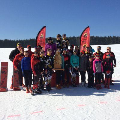 Grand Prix du Ski Club Brénod-Corcelles : résultats, photos, articles dans le Progrès.