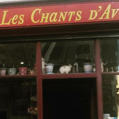 RESTAURANT LES CHANTS D'AVRIL
