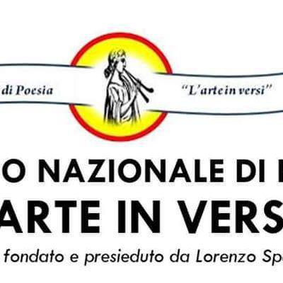 """9° Edizione del Premio Nazionale di Poesia """"L'arte in versi"""" - Scadenza invio il 15-5-2020"""