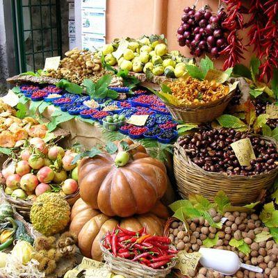 Nei mercatini della Liguria a caccia di prodotti tipici