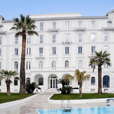 Miramare The Palace Hotel 5 stelle a Sanremo