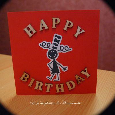 Happy Birthday Babeth ♪♫