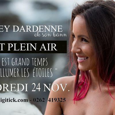 Audrey DARDENNE en concert le 24 novembre