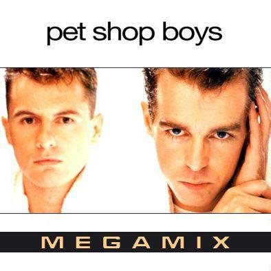 PET SHOP BOYS - MEGAMIX - MAXI VINILO - 1991