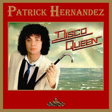 PATRICK HERNANDEZ - DISCO QUEEN - MAXI VINILO - 1979