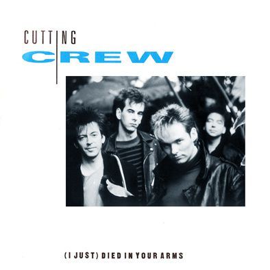 CUTTING CREW - (I JUST) DIED IN YOUR ARMS TONIGHT - MAXI VINILO - 1986