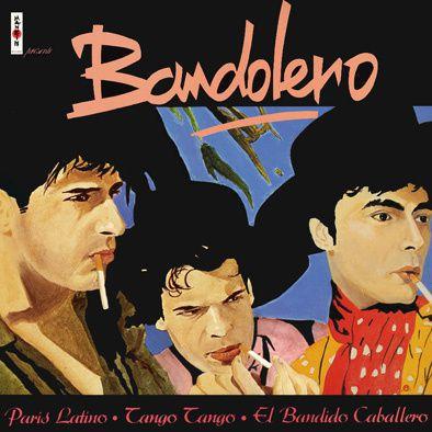 BANDOLERO - PARIS LATINO - MAXI VINILO - 1983