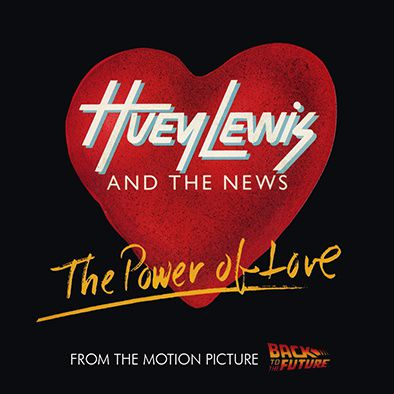 HUEY LEWIS AND THE NEWS - POWER OF LOVE - MAXI VINILO - 1985