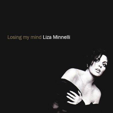 LIZA MINNELLI - LOSING MY MIND - MAXI VINILO - 1989