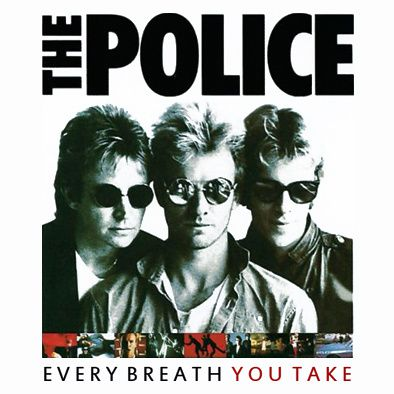 THE POLICE - EVERY BREATH YOU TAKE (EXTENDED MIX) - MAXI - 2016