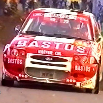 Best Of Ford Escort Cosworth - WRC