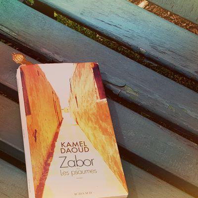 Zabor ou les psaumes: Kamel Daoud