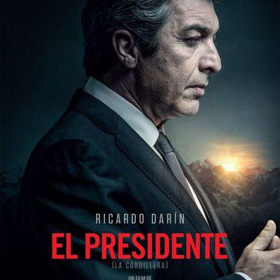 """""""El Presidente"""" : un superbe thriller politique !"""