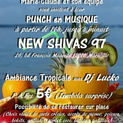 01/10/17 - Punch en musique - Marseille