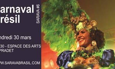 30/03/18 - Carnaval Brésil Sarava au Pradet
