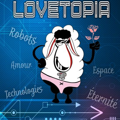 Nutty Lovetopia - Anthologie Romance SFFF