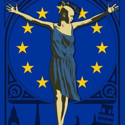Anthologie «EUROPUNK» - éditions REALITIES Inc: «Dans tous les coins de l'hexagone»