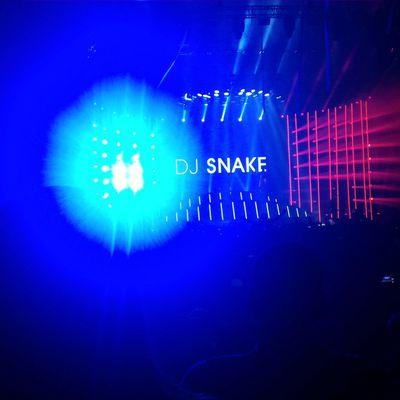 Hors-série #6 : DJ Snake @ Paris, 25/11/2016
