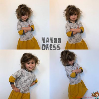 Nanoo Dress