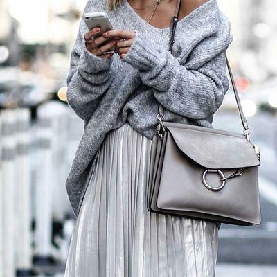 Moda oro e argento per le tendenze moda primavera estate 2018