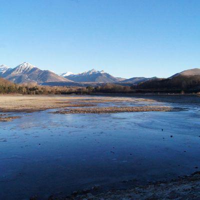 Lac de St Bonnet - Hautes Alpes