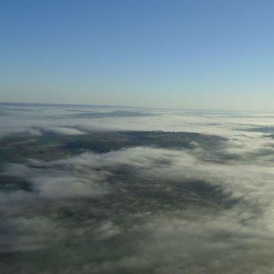 Au dessus du brouillard, il y a le soleil  (14 octobre 2017)
