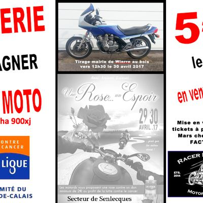 A GAGNER : Une moto !!!!