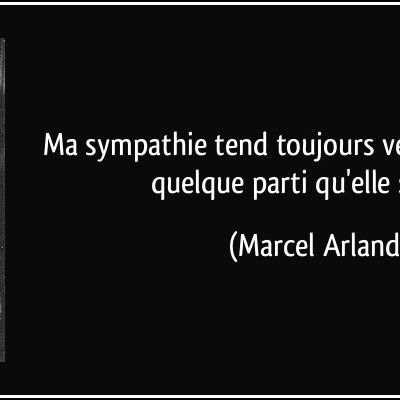 Et si on se payait… Marcel Arland ?
