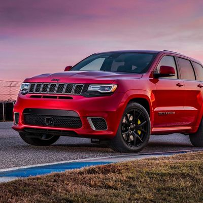 Jeep Grand Cherokee Trackhawk: il débarque en France!