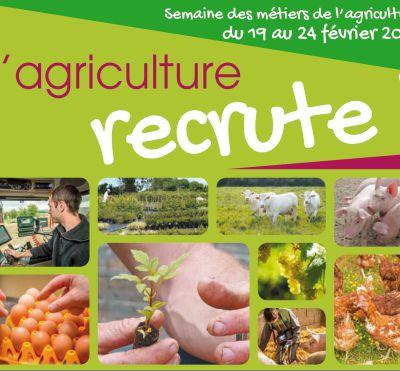 Les semaines des métiers de l'agriculture sont une réussite en Loire-Atlantique !