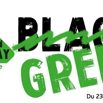 Green Friday vs. Black Friday