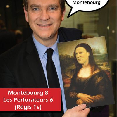 Montebourg bourre les perforateurs