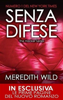 "Meredith Wild, ""Senza difese"""