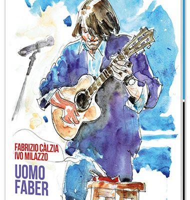 """Fabrizio Calzia - Ivo Milazzo, """"Uomo Faber"""""""