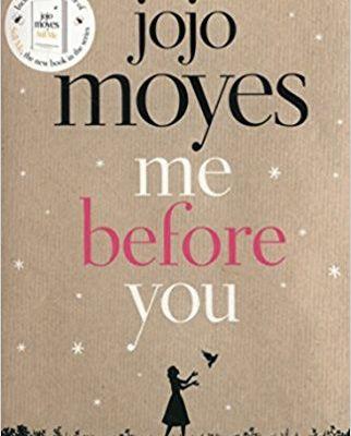 "JoJo Moyes, ""Me before you"""