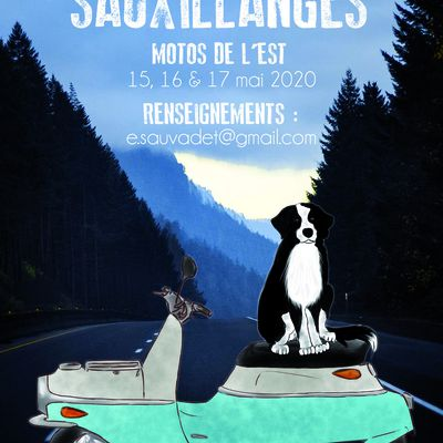 Incontournable Sauxillanges, Mai 2020
