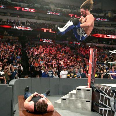 Match WWE de l'année 2016