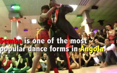 The Most Popular Dance Angola