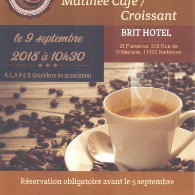 Prochain café croissant