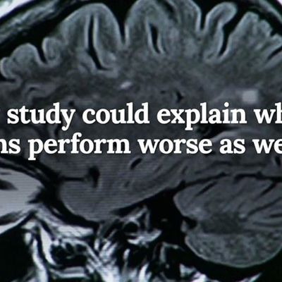 Pourquoi nos facultés intellectuelles baissent avec l'âge