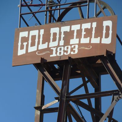 Quelque part en Arizona - Ghost Town Goldfield